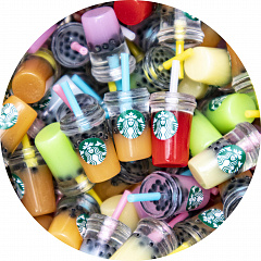 "Шармик ""Starbucks bubble tea"""
